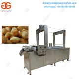 Industrial Continuous Fryer Machine/Automatic Continuous Fried Snacks French Machine For Sale
