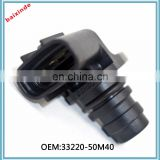 FOR SUZUKI genuine parts CAMSHAFT Sensor Assembly Part No. 33220-50M40