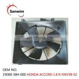OM19000-S84-000 Engine Cooling Fan Assembly fits HON-DA ACCO-RD 1.8L R-FAN'98-02