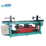 amorphous transformer coil and core assembly table