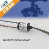 IP51 Protection Grade CCTV Camera Capsule Slip Ring