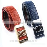 High quality genuine leather belts for men fashion mens belt leather