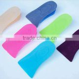 Supplying insoles orthotics with all colors