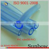 iso 9001-2008 standard ul certification flame retardant insulation flexible pvc drain pipe