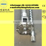 Vacuum hardening screw and barrel for extrusion processing line factory