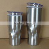 20 oz/30 oz BPA Free Double Wall Stainless Steel Auto Mugs HD-P002-4                                                                         Quality Choice