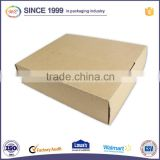 Salable paper carton boxes for apparel packaging direct from factory