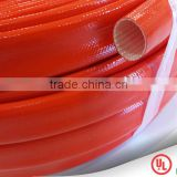Silicon varnished insulation fiberglass pipe