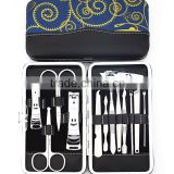 Vogue Nail Care Personal Manicure & Pedicure Set, Travel & Grooming Kit