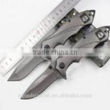 Multifunction rescue survival knife,Mick folding knife                                                                                                         Supplier's Choice