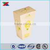 High quality LED bulb packing box, kraft packaging box, custom packaging box