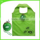 Kiwi creative handbag Supermarket shopping bag with printing logo                                                                                                         Supplier's Choice