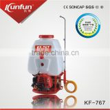 China factory supplier agricultural Automatic farm back spray frame gasoline engine sprayers pump