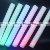 cheap hot sell flashing led light up Foam Stick for concerts parties holidays