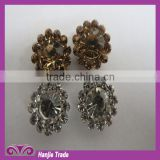 New design Bling bling crystal Acrylic rhinestones sew on claw for shoes/hat/garment decoration