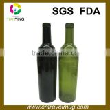 Inquiry About promotional acrylic plastic wine bottles