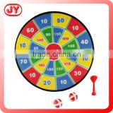 Dartboard cloth dart board for kids