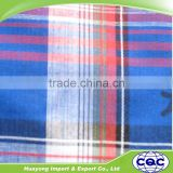 cotton yarn dyed checked shirt fabric for school uniform and dress fabric                                                                                                         Supplier's Choice