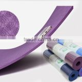 high quality European standard anti slip anti tear eco friendly exercise fitness yoga mat