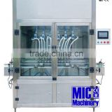 Micmachinery top sell viscous liquid filling machine honey jar filling machine coconut oil bottle filling machine