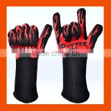 Amazon Kitchen Gloves Heat Resistant Premium Insulated Cooking Gloves For BBQ                                                                         Quality Choice