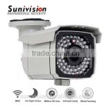 High quality lower facroty price 1080p bullet day and night color ccd security camera for germany suppliers