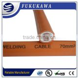 Double PVC Insulated Copper Welding Cable