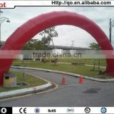 Durable giant sports games inflatable arch for sale