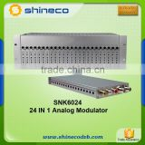24 IN 1 CATV Modulator/Cable TV Modulator                                                                         Quality Choice