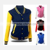 custom men baseball jackets/polyester winter track jackets                                                                         Quality Choice