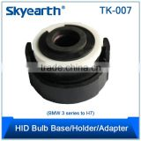 Used Auto Spare parts Hd Xenon Lamp Adapter For BMW 3 Series To H7