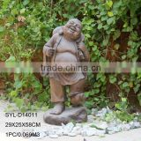 Fiberglass garden life size resin statues for sale