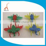 Bulk plastic animal series mini plastic insect toy ,plastic small insects toys