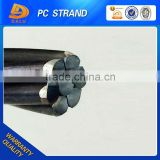 Epoxy Coated Steel Strand with PE Coating from DALU