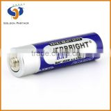 Light using r6 battery in lower price battery holder 2 aa