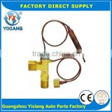 High quality auto ac expansion valve denso car part for BUS