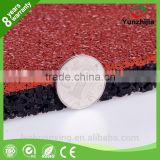 EPDM synthetic rubber running track /colorful EPDM plastic running track/EPDM granules