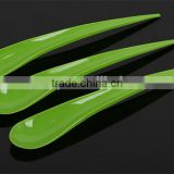 Food grade fashion disposable plastic spoon,custom cheap plastic disposable spoon,low price disposable spoon
