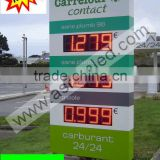 27 inches hot product high definition gas/oil price digital led display