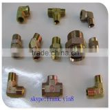 alibaba china machine manufacturer medium duty 150# beaded pneumatic brass hydraulic hose fitting
