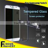 No.1 Trade assurance ! 0.26mm 9H Anti-Shock Premium tempered glass mobile screen guard for samsung note 5 OEM ODM                                                                         Quality Choice