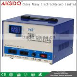 Hot 1500VA AC 220V Single Phase AVR Voltage Stabilizer Regulator for Home Made in Yueqing
