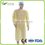 medical supplies hospital patient gowns/ disposable nonwoven surgical operating room clothing