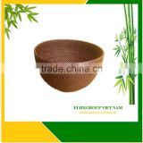 New product and high-quality witn rattan fruit bowl