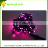 Battery Operated LED Lights Warm White 100LED String Fairy LED Christmas Light outdoor replace bulbs for christmas light clips