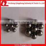 "7/32"" G1000 5.556mm AISI1015 low carbon steel balls for castors"