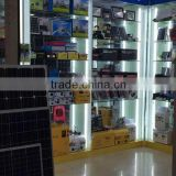 factory wholesale Solar Energy with Battery Fan Wall Mounted for Ventilation