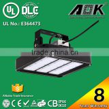 With 8 years Warranty IP65 UL DLC CE RoHS Listed 120w LED Low Bay Light