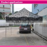 3x3 Folding Gazebo Aluminum Frame Pop Up Tent