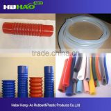 Silicone rubber shrink tube red 1mm /silicone rubber hose 3mm